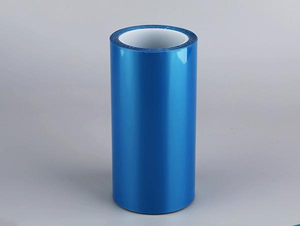 厂家直销蓝色硅胶保护膜