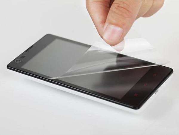手机出厂屏幕tp保护膜