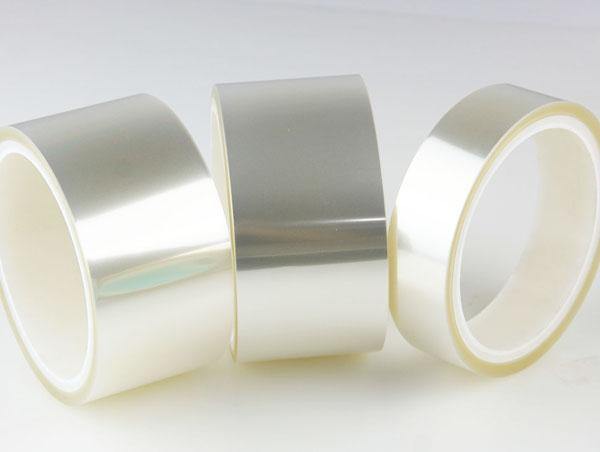宝山硅胶pet保护膜